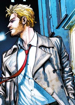 Constantine Futures End [One Shot]